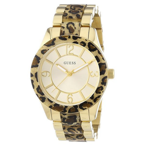 Image of Ladies' Watch Guess W0014L2 (37 mm)-Universal Store London™