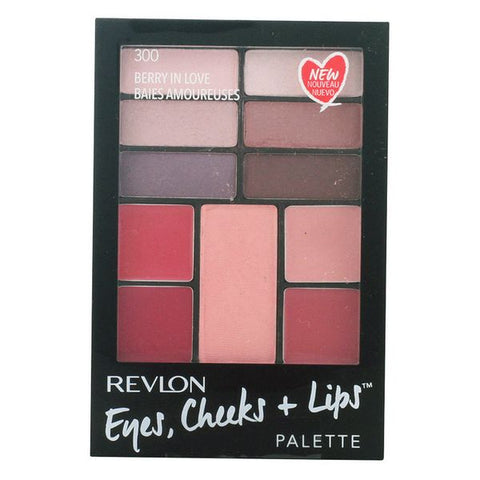 Eye Shadow Palette Palette Revlon 39019-Universal Store London™