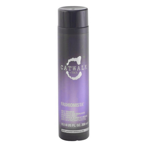 Clarifying Shampoo Blondes Catwalk Tigi (300 ml)-Universal Store London™