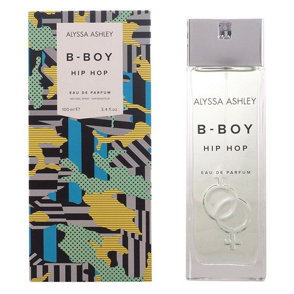 Men's Perfume B-boy Hip Hop Alyssa Ashley EDP-Universal Store London™