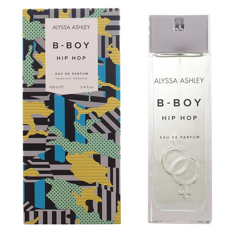 Image of Men's Perfume B-boy Hip Hop Alyssa Ashley EDP-Universal Store London™