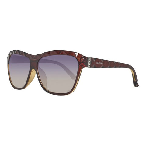 Image of Ladies' Sunglasses Swarovski SK0079F-6250W