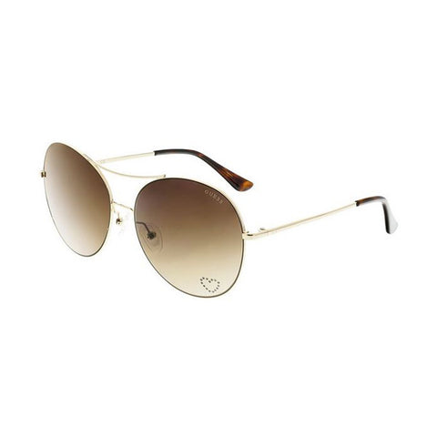Image of Ladies' Sunglasses Guess GF6027-6032F (60 mm)-Universal Store London™