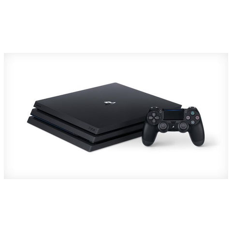Play Station 4 Pro Sony 9887355 1 TB Black-Universal Store London™
