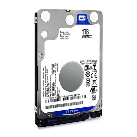 Image of Hard Drive Western Digital WD10SPZX 1 TB 2,5'''' SATA III-Universal Store London™