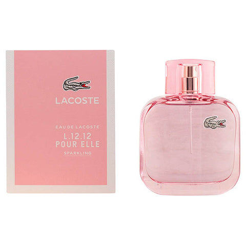 Image of Women's Perfume L.12.12 Sparkling Lacoste EDT-Universal Store London™