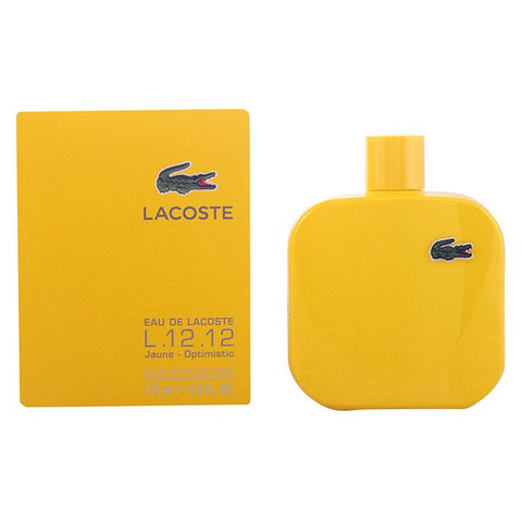 Image of Men's Perfume L.12.12 Jaune Lacoste EDT-Universal Store London™