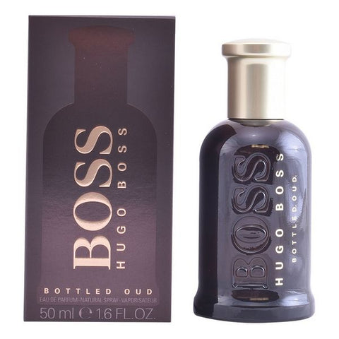 Men's Perfume Boss Bottled Oud Hugo Boss EDP (50 ml)-Universal Store London™