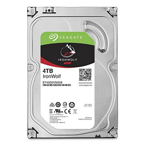 Image of Hard Drive Seagate ST4000VN008 4 TB 3.5''''-Universal Store London™