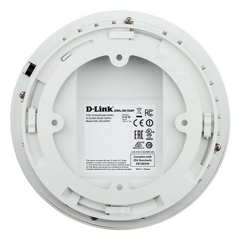 Image of Access point D-Link DWL-6610AP 5 GHz White