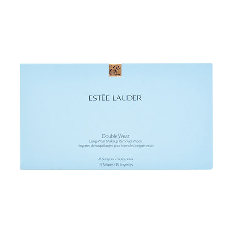 Make Up Remover Wipes Double Wear Estee Lauder-Universal Store London™