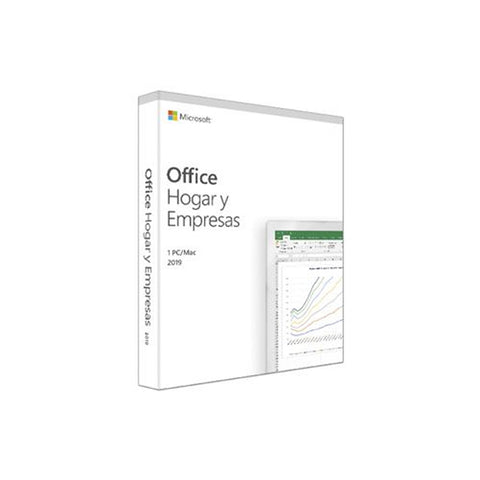 Microsoft Office 2019 Home and Office Microsoft T5D-03233 (1 licence)-Universal Store London™