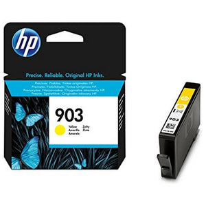 Original Ink Cartridge Hewlett Packard T6L95AE Yellow-Universal Store London™