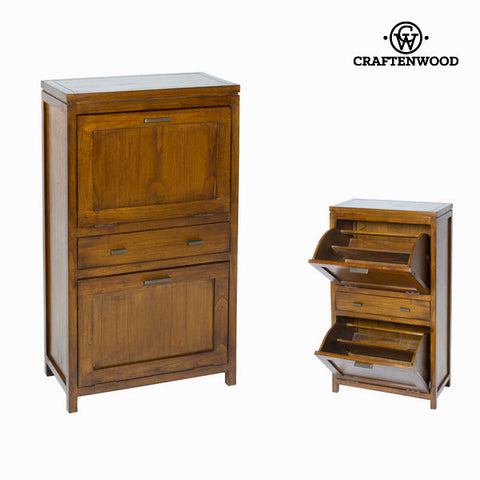 F-167 shoe rack cabinet - Serious Line Collection by Craftenwood-Universal Store London™