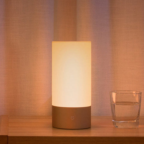 Original Xiaomi Mijia LED Smart Bluetooth WiFi Control Bedside Light Sunrise Sunset Simulation