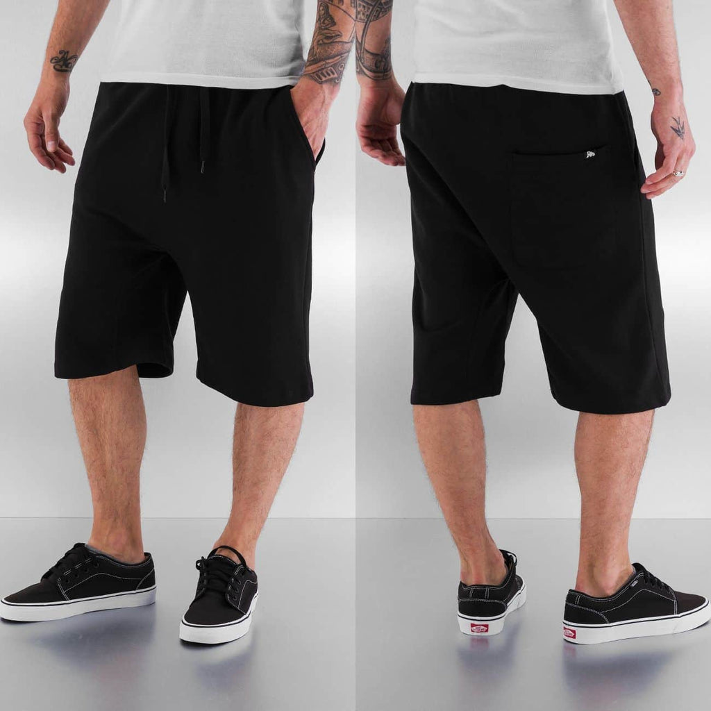 Dangerous DNGRS / Short Smoff in black-Universal Store London™