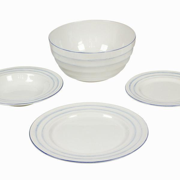19 piece dinner set - Kitchen's Deco Collection by Bravissima Kitchen-Universal Store London™