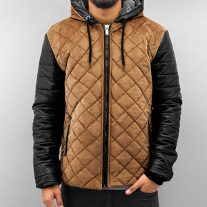 Just Rhyse / Winter Jacket Quilted in beige