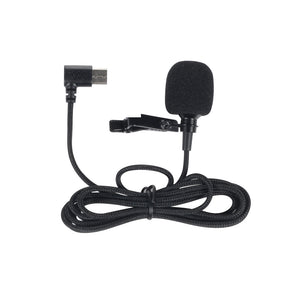 SJCAM SJ8 Series Type C External Microphone for SJ8 Pro/ Plus/ Air Sport Action Cameras-Universal Store London™