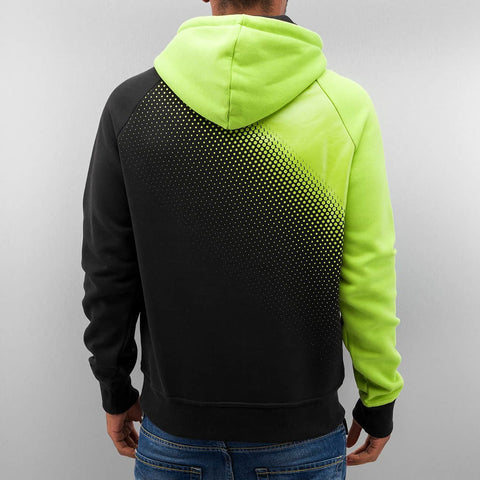 Image of Dangerous DNGRS / Hoodie Raglan in green-Universal Store London™