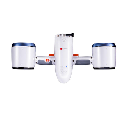 Image of Sublue UK WhiteShark Mix Underwater Scooter-Universal Store London™