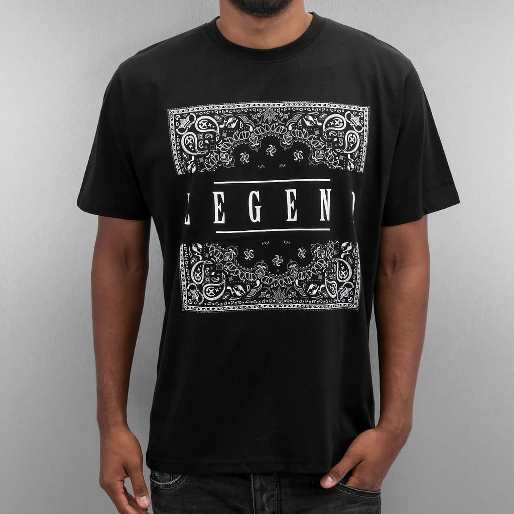 Dangerous DNGRS / T-Shirt Legend in black-Universal Store London™