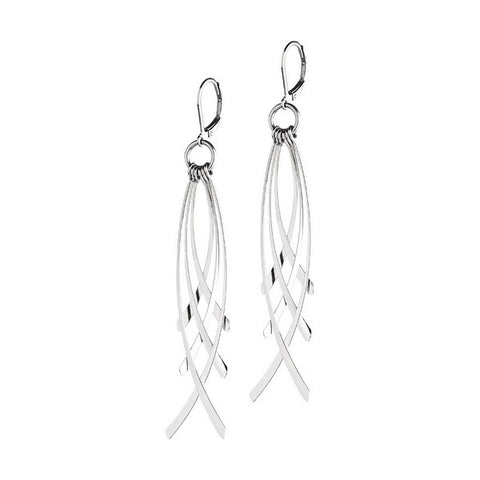 Ladies' Earrings Elixa EL121-2867 (80 mm)-Universal Store London™