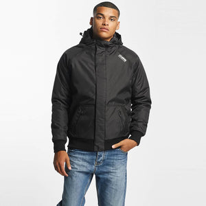 Dangerous DNGRS / Winter Jacket Orlando in black-Universal Store London™