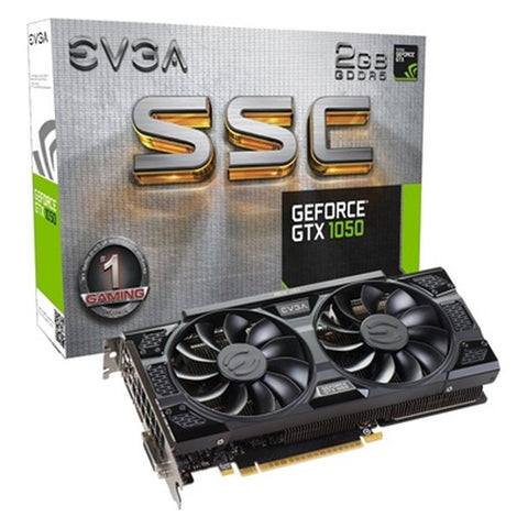 Image of Gaming Graphics Card EVGA 02G-P4-6154-KR 2 GB GDDR5 1430-1544 MHz