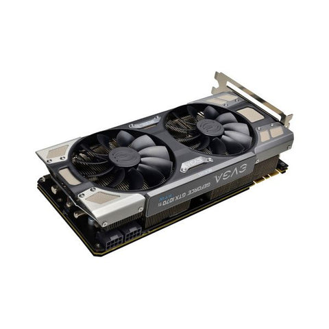 Gaming Graphics Card EVGA 08G-P4-6678-KR 8 GB GDDR5 1683 MHz-Universal Store London™