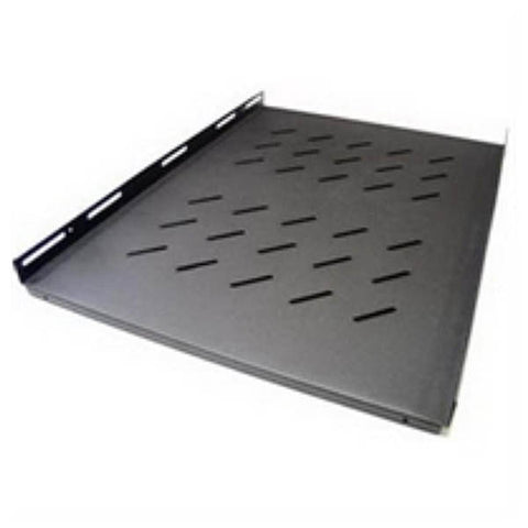 Fixed Tray for Floor Rack Cabinet Monolyth 3011500 1000 mm 19'''' Black-Universal Store London™
