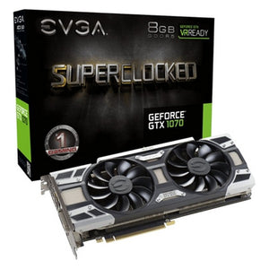 Gaming Graphics Card EVGA 08G-P4-6173-KR 8 GB GDDR5 1594-1784 MHz-Universal Store London™