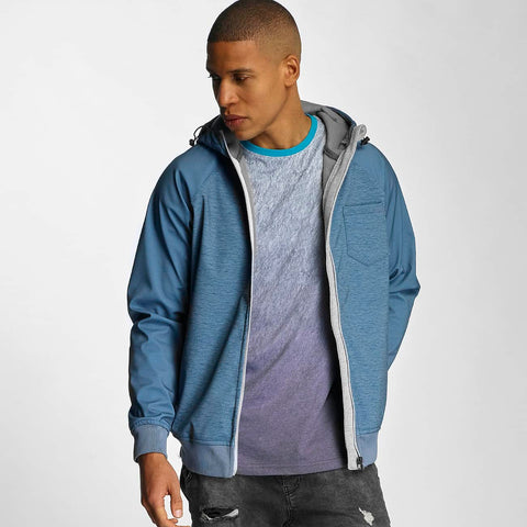Just Rhyse / Lightweight Jacket Exmouth in blue-Universal Store London™