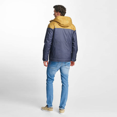Just Rhyse / Winter Jacket Warin in blue
