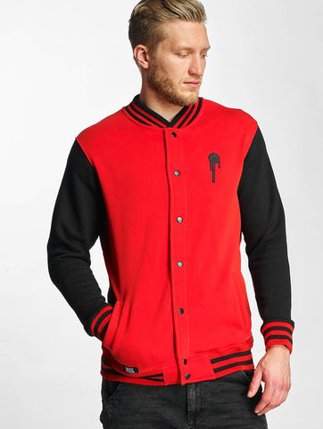Who Shot Ya? / College Jacket Dream in red-Universal Store London™