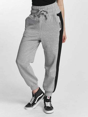 Dangerous DNGRS / Sweat Pant Freakout in grey-Universal Store London™