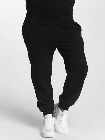 Dangerous DNGRS / Sweat Pant Twerky in black-Universal Store London™