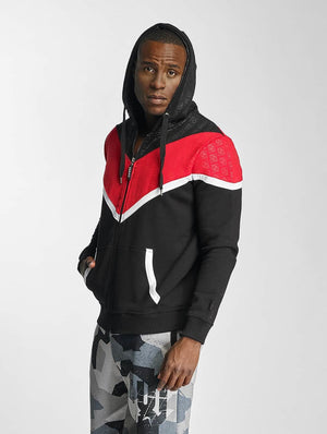 Dangerous DNGRS   Zip Hoodie Leu in black-Universal Store London™ ... 2fb1d2ece7