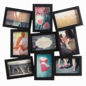 3 by 3 Photo Frame (9 photos)-Universal Store London™