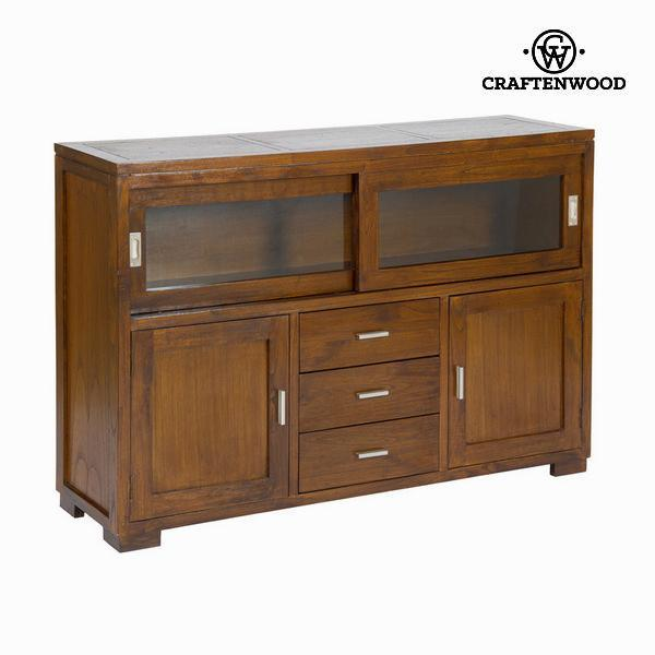 3-drawer forest sideboard - Chocolate Collection by Craften Wood-Universal Store London™