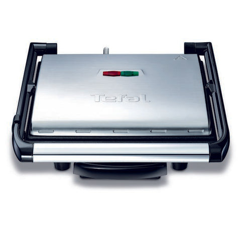Image of Grill Tefal GC241D 2000W Inox Black Silver-Universal Store London™