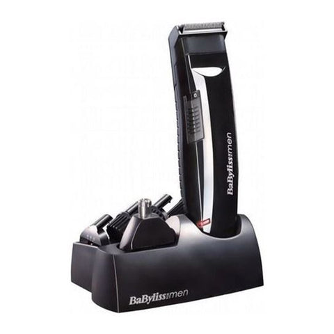Electric Shaver Multi 6 E823e Babyliss Black-Universal Store London™