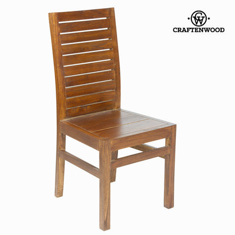 Dining Chair Mindi wood (100 x 46 x 50 cm) - Be Yourself Collection by Craftenwood-Universal Store London™
