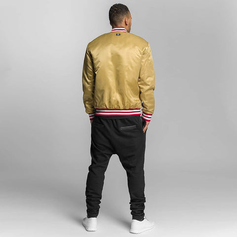 Ecko Unltd. / Bomber jacket Shinning Star in gold colored-Universal Store London™