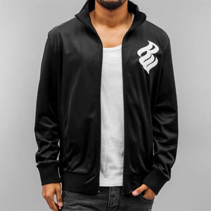 Rocawear / Lightweight Jacket Logo in black-Universal Store London™