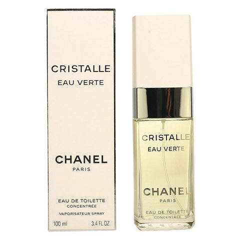 Image of Women's Perfume Cristalle Eau Verte Chanel EDT-Universal Store London™