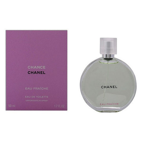 Women's Perfume Chance Eau Fraiche Chanel EDT-Universal Store London™