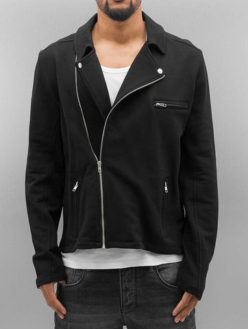 Bangastic / Lightweight Jacket Motor in black-Universal Store London™