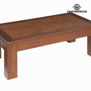 Walnut nature coffee table - Nogal Collection by Craftenwood-Universal Store London™