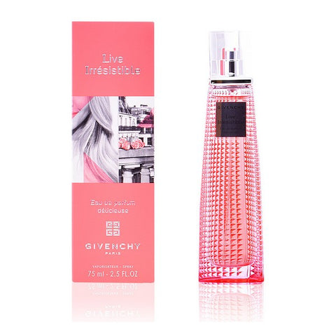 Image of Women's Perfume Live Irrésistible Délicieuse Givenchy EDP-Universal Store London™